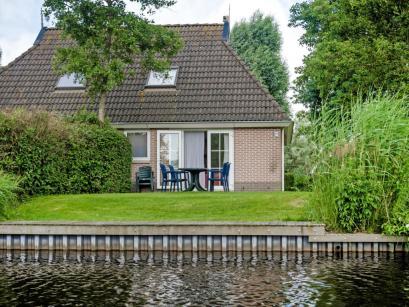 Bungalowpark It Wiid - Nederland - Friesland - 5 personen