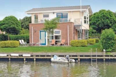 It Soal Waterpark - Lisdodde - Nederland - Friesland - 8 personen