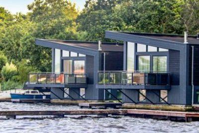 Watervilla - Nederland - Drenthe - 6 personen